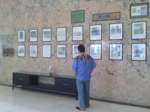 Galeria de fotos no Habana Libre