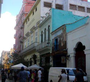 ruas de Cuba