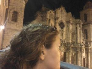 SF no El Patio, com a Catedral ao fundo 4