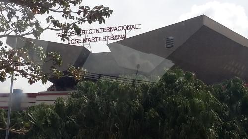x aeroporto José Martí