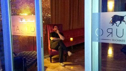 151 Hard Rock Hotel Panama restaurante Tauro