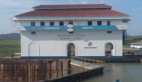 159 canal do Panamá